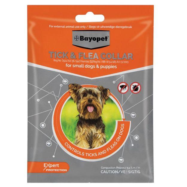 Picture of Bayopet Tick & Flea Collar Small