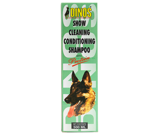 Picture of Dinos Show Cleaning Conditioning Shampoo 500 ml