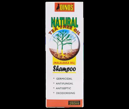 Picture of Dinos Tea Tree Shampoo 250 ml