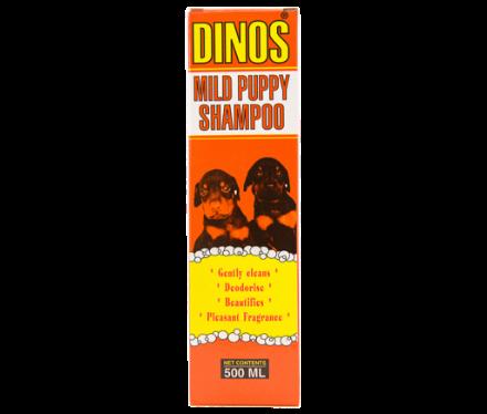 Picture of Dinos Mild Puppy Shampoo 500 ml