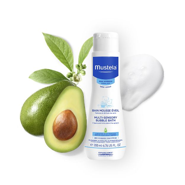 Picture of Mustela Bain Mousse Eveil