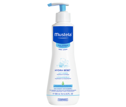 Picture of Mustela Hydrabebe Corps 300 ml