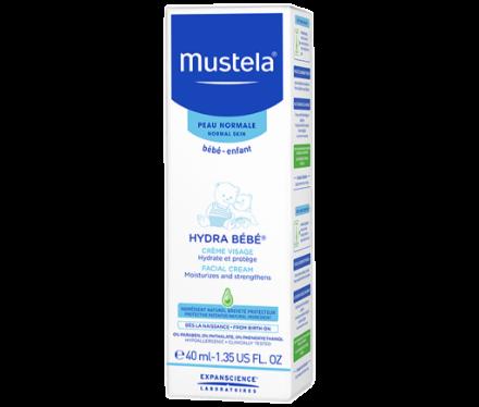 Picture of Mustela Hydrabebe Visage 40 ml