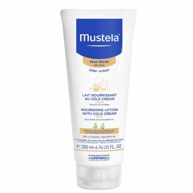 Picture of Mustela Lait Nourrissant au Cold Cream