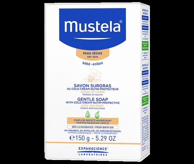 Picture of Mustela Savon Surgras Au Cold Crème Nutri
