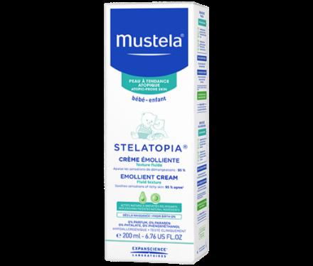 Picture of Mustela Stelatopia Crème Emoliente 200 ml