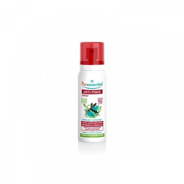 Picture of Puressentiel Anti-Pique Spray Repulsif et Apaisant 75 ml