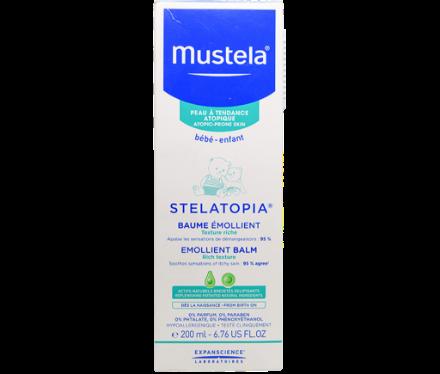 Picture of Mustela Stelatopia Baume Relipidant 200 ml