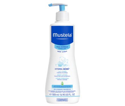 Picture of Mustela Hydrabebe Corps 500 ml