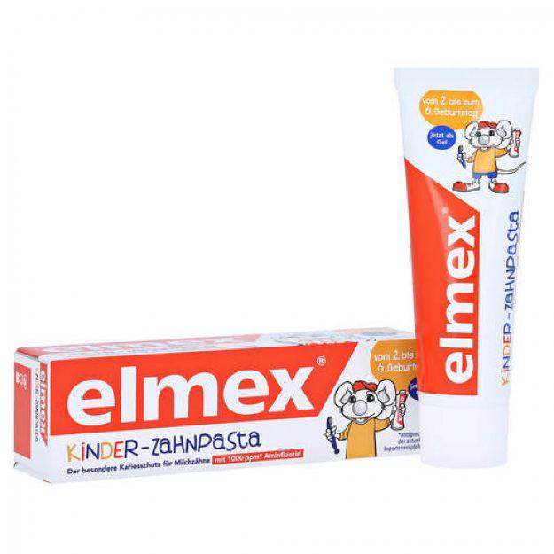 Picture of Elmex Child Toothpaste 50 ml