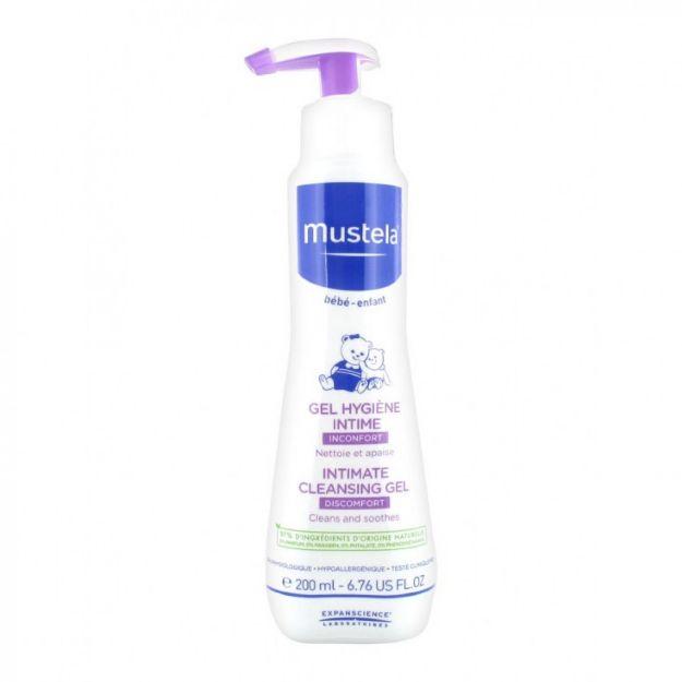 Picture of Mustela Gel Hygiene Intime (Bebe-Enfant)