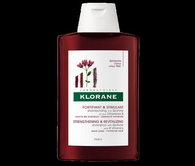 Picture of Klorane Shampooing a la Quinine + Vit. B6 200 ml