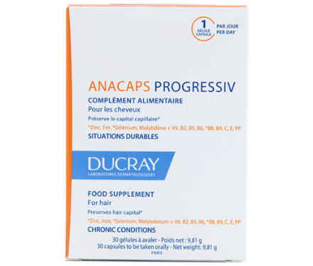 Picture of Ducray Anacaps Tabs
