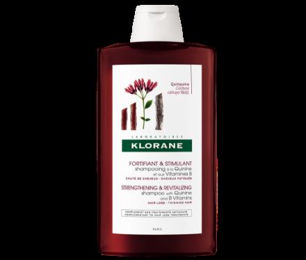 Picture of Klorane Shampooing a la Quinine + Vit B6 400 ml