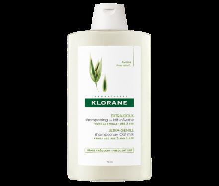 Picture of Klorane Shampooing au Lait D'Avoine 400 ml
