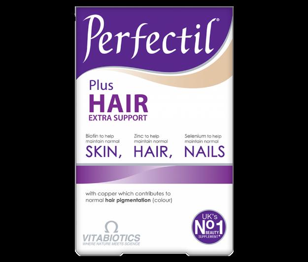 Picture of Vitabiotics Perfectil Plus Hair