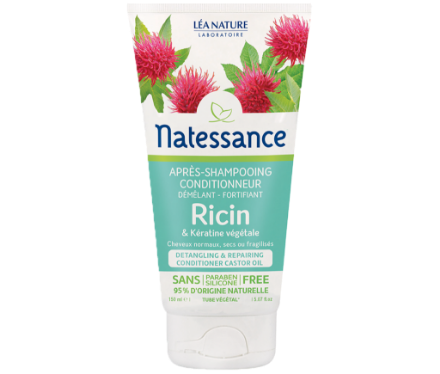 Picture of Natessance Soin Cheveux Après Shampooing Ricin 150 ml