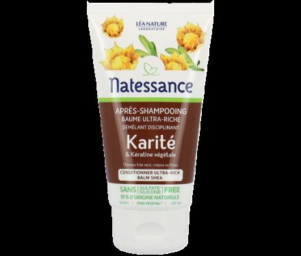 Picture of Natessance Soin Cheveux Après Shampooing Karité 150 ml