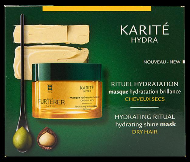 Picture of Rene Furterer Karité Hydra Masque Hydratant Pot 200 ml