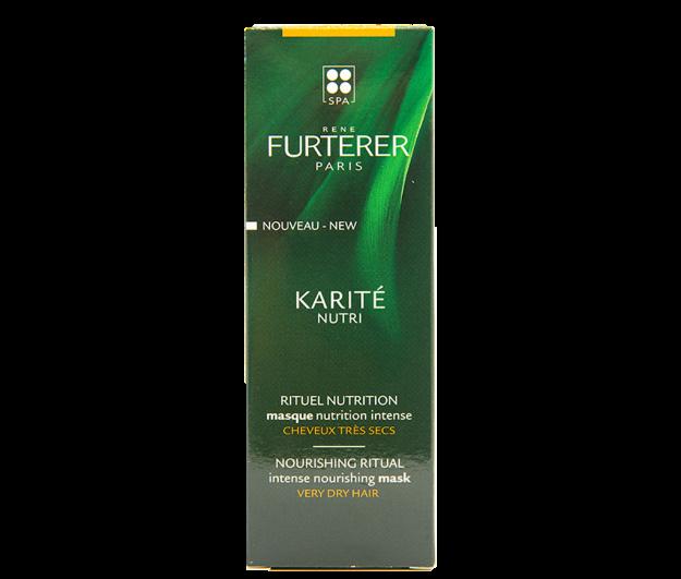 Picture of Rene Furterer Karité Nutri Masque Tube 100 ml
