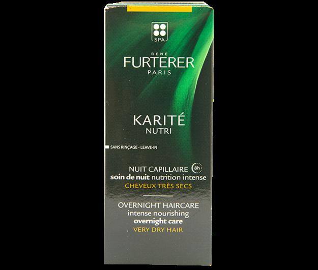 Picture of Rene Furterer Karité Nutri Nuit Capillaire 75 ml