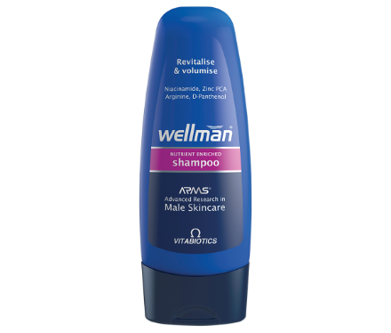 Picture of Vitabiotics Wellman Skincare Shampoo 250 ml