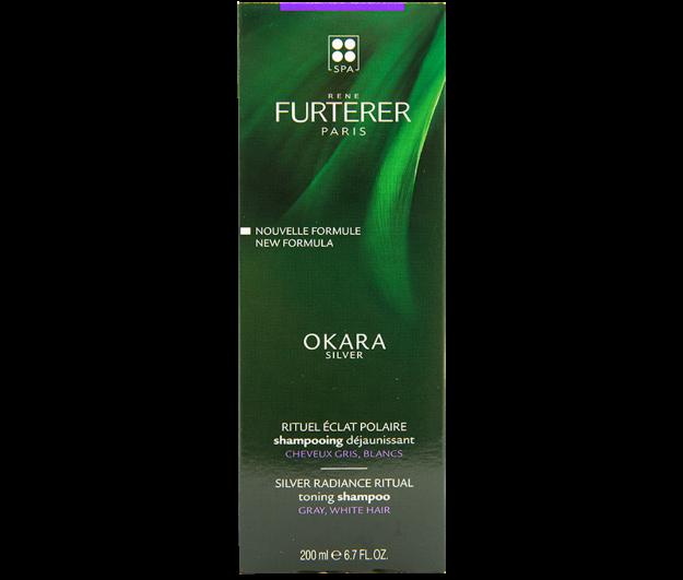 Picture of Rene Furterer Okara Silver Shampooing 200 ml