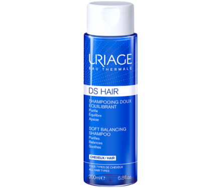 Picture of Uriage DS Shampooing Doux Equilibrant 200 ml