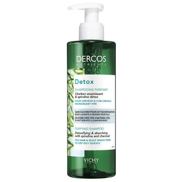 Picture of Dercos Detox Purifiant Cheveux Gras 250 ml