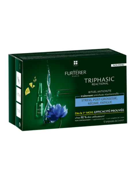 Picture of Rene Furterer Triphasic Reactional  Ampoules