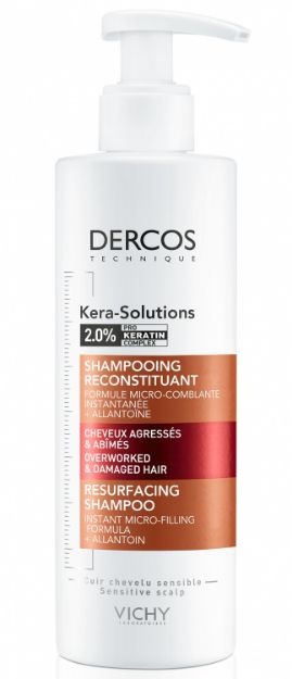 Picture of Dercos Kera-Solutions Shampooing Reconstituant