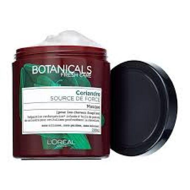 Picture of Botanicals Coriandre Masque Source de Force Cheveux Fragiles