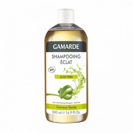 Picture of Gamarde Shampooing Eclat Aloe Vera Cheveux Ternes