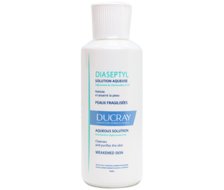 Picture of Ducray Diaseptyl Solution Antiseptique 125 ml