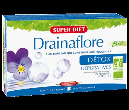 Picture of Super Diet Drainaflor Bio Ampoules
