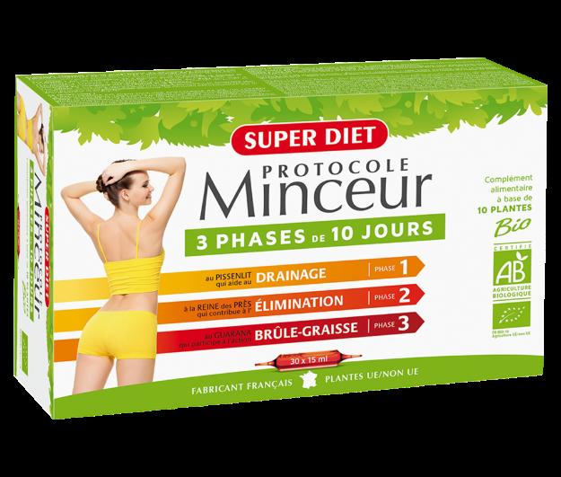 Picture of Super Diet Protocol Minceur Ampoules