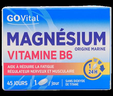 Picture of Urgovital Magnesium B6 Tablets