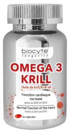 Picture of Biocyte Omega3 Krill