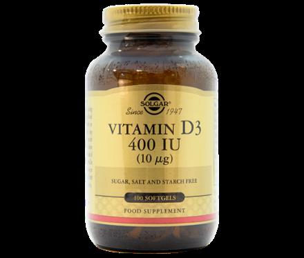 Picture of Solgar Vitamin D3 Softgel
