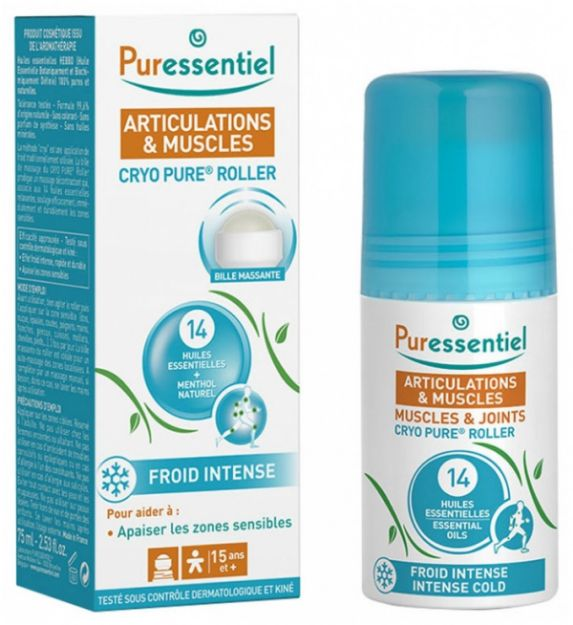 Picture of Puressentiel Articulations & Muscles Cryo Pure Roller