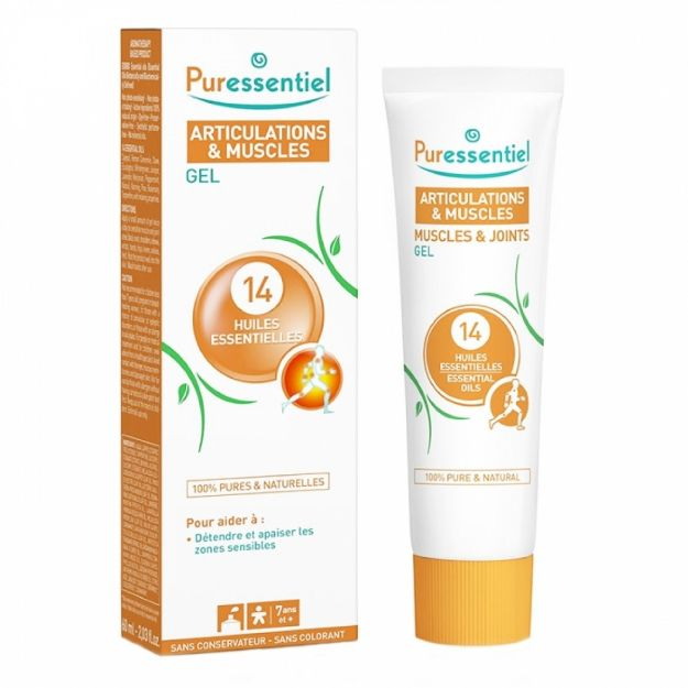 Picture of Puressentiel Articulations & Muscles Gel
