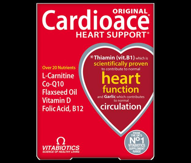 Picture of Vitabiotics Cardioace