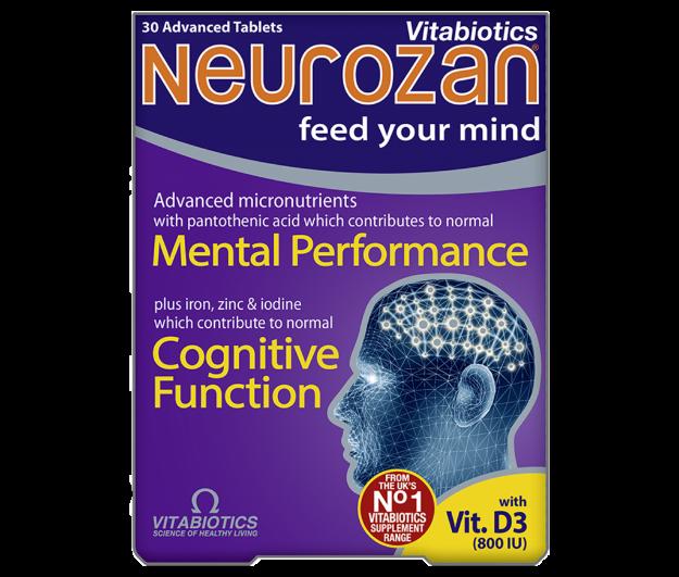 Picture of Vitabiotics Neurozan