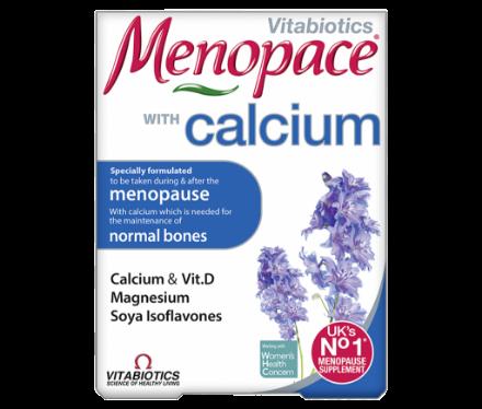 Picture of Vitabiotics Menopace Calcium