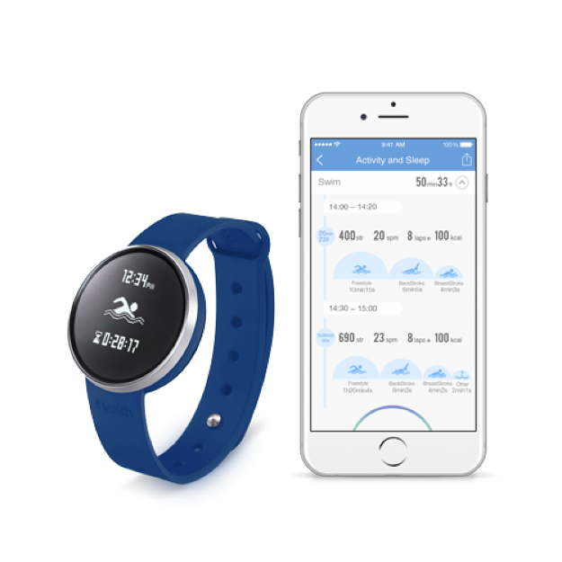 Picture of iHealth Wave Wireless Activity, Swim and Sleep Tracker