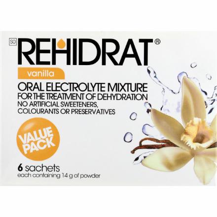 Picture of Rehidrat Vanilla