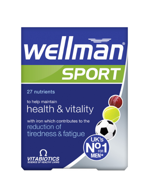 Picture of Vitabiotics Wellman Sport