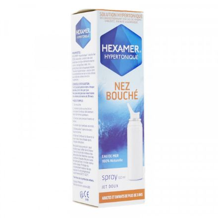 Picture of Hexamer Hypertonique  Spray