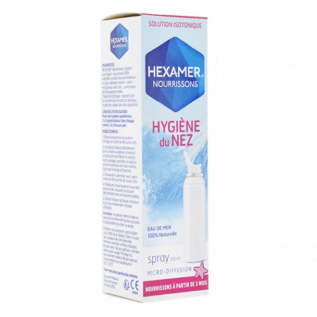 Picture of Hexamer Nourrissons Spray