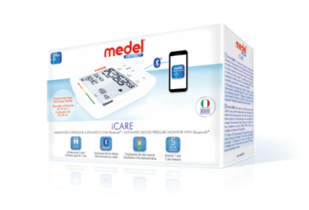 Picture of Medel iCare Blood Pressure Monitor